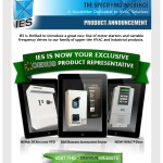 IES is Now Your Exclusive Cerus Product Representative